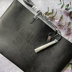 Вместительная сумка с перфорацией и кисточкой Victoria's Secret