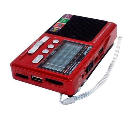 Радиоприемник Golon RX 181 Красный, фото 2