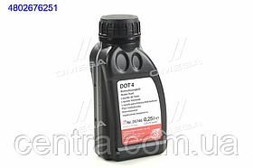 Жидкость торм. FEBI DOT4 (Канистра 0,25л) 26746