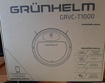 Робот-пылесос  Grunhelm GRVC-T800