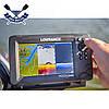 Трехлучевой эхолот картплоттер Lowrance Hook Reveal 5 SplitShot с GPS и автоматической настройкой FishReveal, фото 9