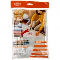 Вакуумный пакет для одежды Vacuum Bag 80 х 120 см