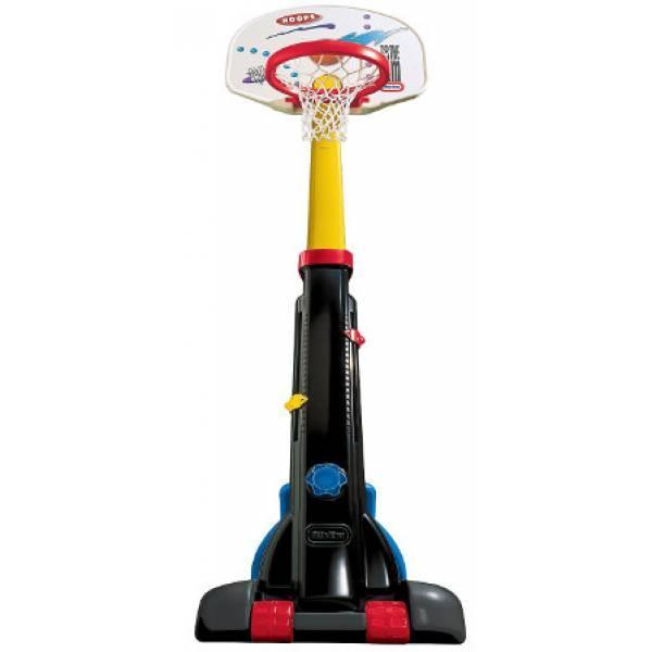 Little Tikes Баскетбольная стойка с кольцом Супербаскетбол до 210 см 433910060 Easy Store Basketball Set