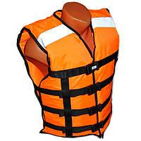 Жилет спасательный AQUA (для спорта, рыбалки и охоты)