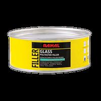 Шпаклівка зі скловолокном GLASS  1,7кг  RANAL