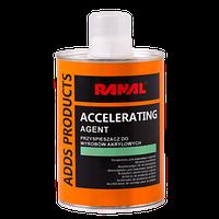 Прискорювач сушки ACCELERATING AGENTдля акрилових продуктів  0,25л  RANAL