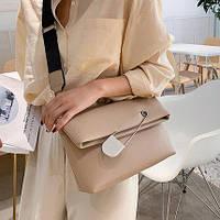 Женская стильная сумка через плечо, фото 1