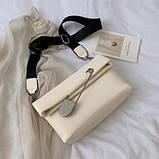 Женская стильная сумка через плечо, фото 5