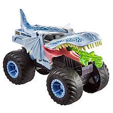 Машинка Хот Вилс Врекс Hot Wheels Monster Trucks 1:24 Scale Mega Wrex Vehicle