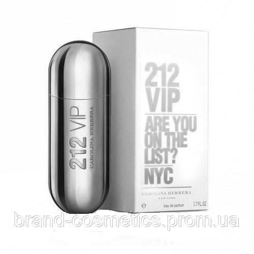 Женская парфюмированная вода Carolina Herrera 212 VIP 60 мл
