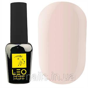 Гель-лак LEO French 001 (сливочный розовый, эмаль), 9 мл