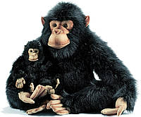 Шимпанзе 65 см, мягкая игрушка Hansa