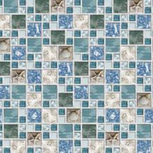 Панель ПВХ 955*480мм Мозаїка морський бриз (9) (кратно 5 шт)