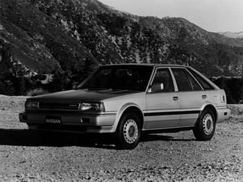 Nissan Bluebird / Stanza 1986-1990 (T12)