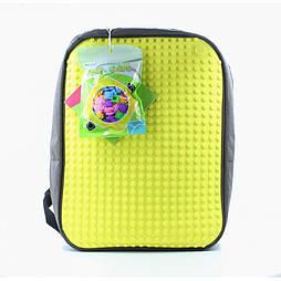 Рюкзак Upixel Classic-желтый