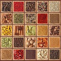 Панель ПВХ 964*484мм Мозаїка Коробка зі спеціями (31) (кратно 5 шт)