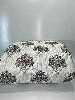 Одеяло из овечьей шерсти двуспальное (микрофибра). Одеяло 180*215 см. От производителя Moda-blanket company.