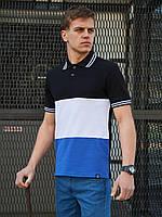 Мужская футболка поло BEZET YOUNG 3/1 2.0'20, мужское поло, мужская тениска