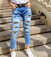 Джинсы женские брендовые, фото 1