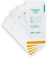 Пакеты для стерилизации белые 75х150 Медтест, для паровой, воздушной, этиленоксидной 100 шт