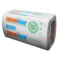 Мінеральна вата ТЕПЛОKnauf Insulation NORD 1230×610×100 9 м2. уп.