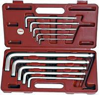 Kraftwerk. Набір ключів шестигранних в пластиковому кофрі.. 3606