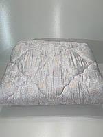 Одеяло из овечьей шерсти евро размер (микрофибра). Одеяло 200*220 см. От производителя Moda-blanket company.