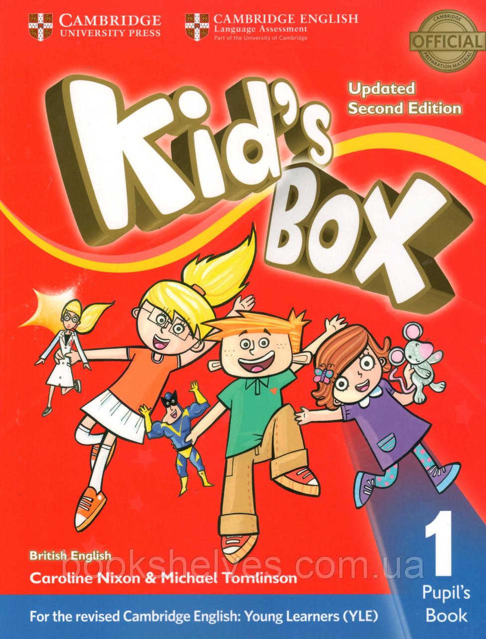 Підручник kid's Box Updated 2nd Edition 1 PB