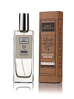 Paco Rabanne Lady Million женская парфюмерия тестер Exclusive Tester 70 ml (реплика)