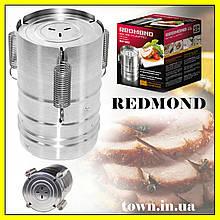 Домашня ветчинница Redmond RHP-M02.Апарат для приготування шинки.Прес форма для шинки.Форма для шинок