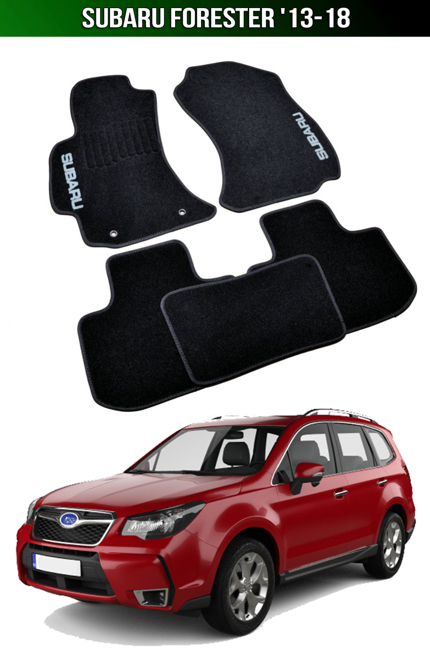 Килимки Subaru Forester '13-18
