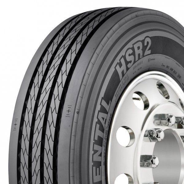 Грузовые шины Continental HSR 2, 315 80 R22.5