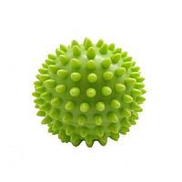 Массажный мяч с шипами CF88 7 см Салатовый