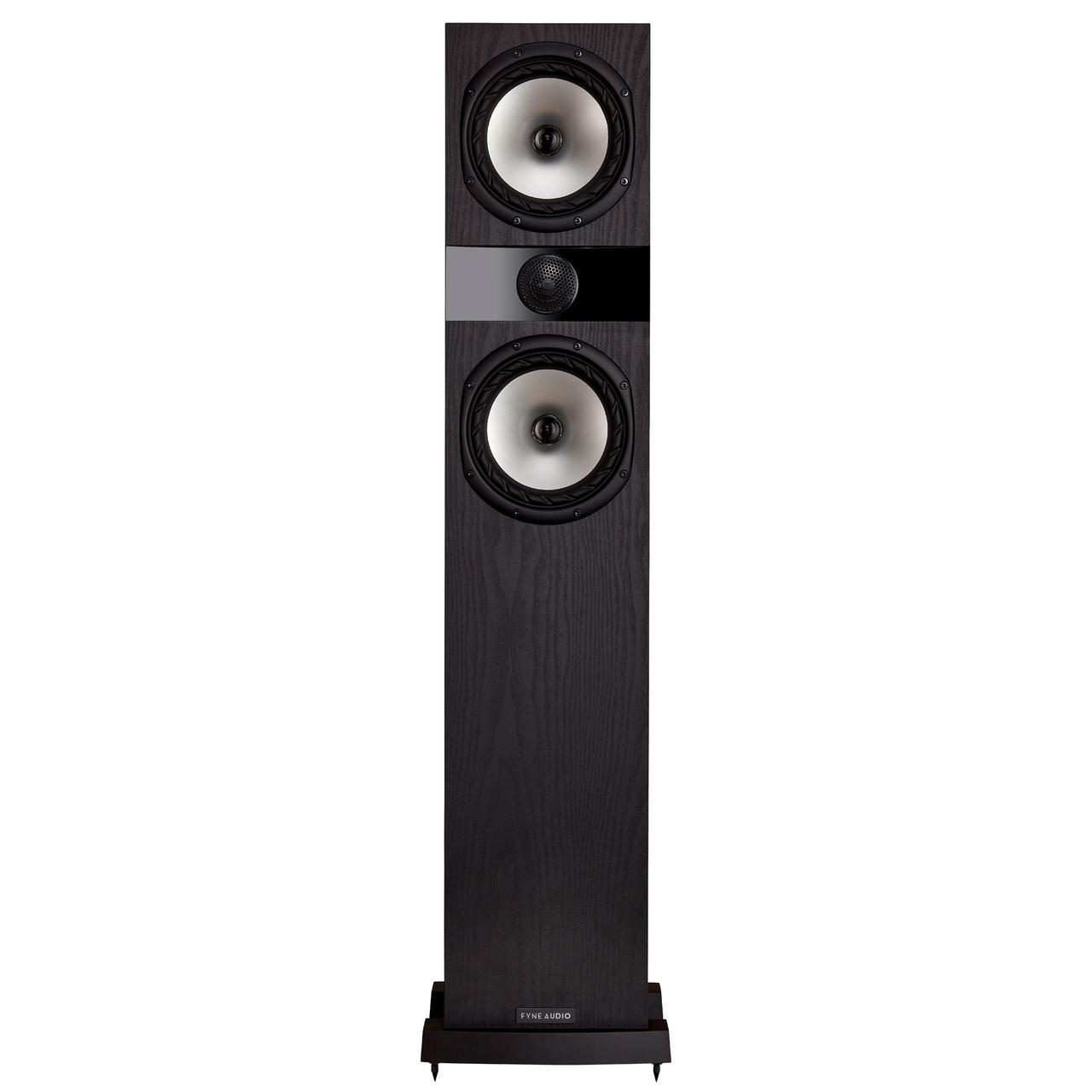 Акустические системы Fyne Audio F303 Black Ash