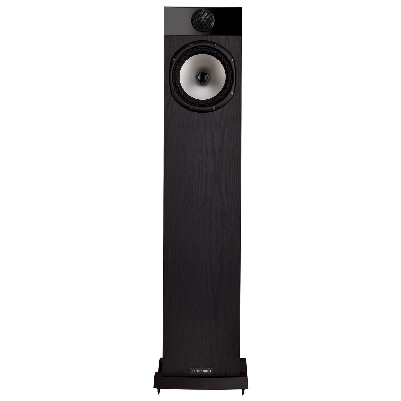 Акустические системы Fyne Audio F302 Black Ash