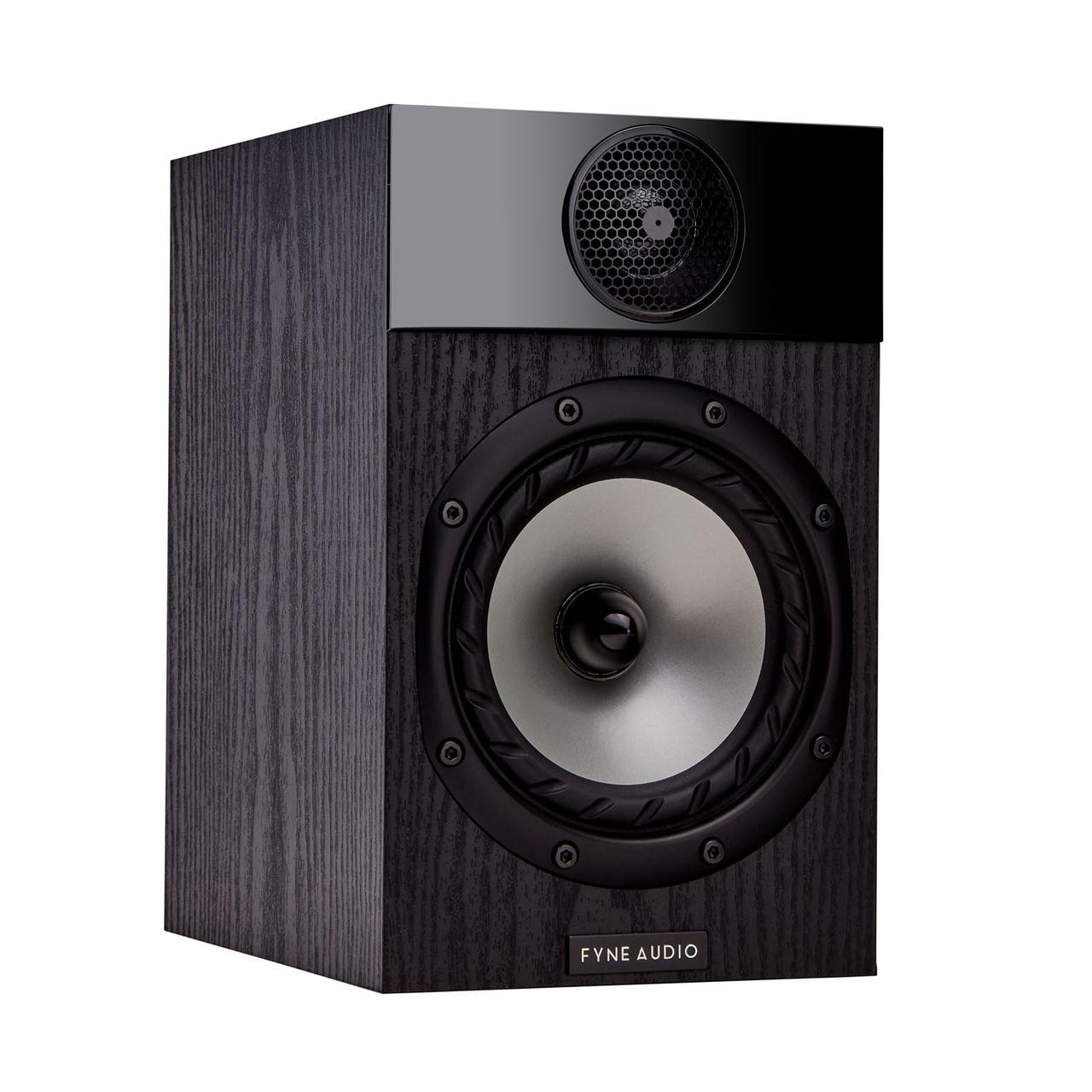 Акустические системы Fyne Audio F300 Black Ash