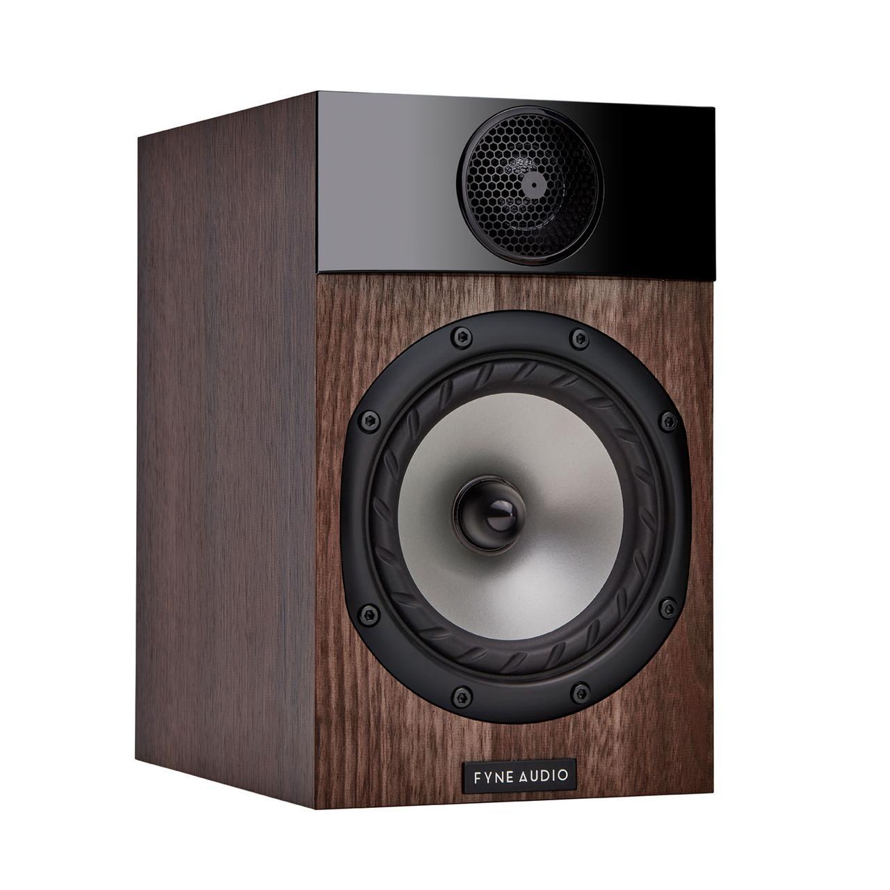 Акустические системы Fyne Audio F300 Walnut