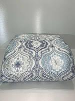 Одеяло холлофайбер. Микрофибра с напылением. Размер полуторный 160*210. От производителя Moda-blanket company, фото 1