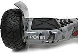 Гироборд Rover L2 8.5 White Сamouflage (Белый камуфляж), фото 6