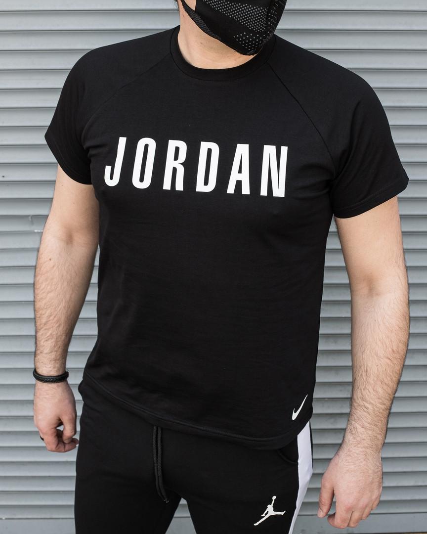 Мужская футболка ,Black