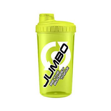 Шейкер для спортивного питания Scitec Nutrition Shaker Jumbo 700 мл зеленый