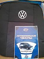 Чехлы на сиденья Авто чехлы Volkswagen Caddy 1+1 2004 - 2015 2 подг Prestige фольксваген кадди