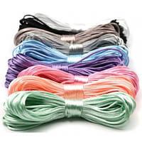 Шелковый шнур для узелков в ассортименте
