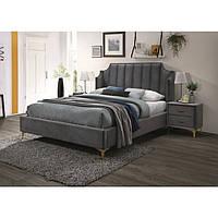 Ліжко двоспальне Monako Velvet Signal / Кровать двуспальная 160 / Monako Velvet Signal