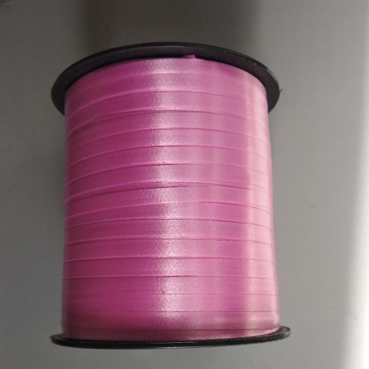 Лента розовая (5мм/300 метрів)