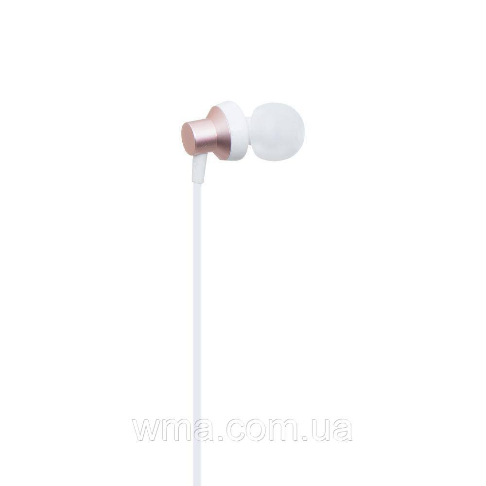 Наушники Remax RM-512 Цвет Розовый