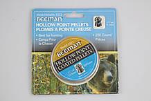 Пули пневм Beeman Hollow Point. Кал. 4.5 мм. Вес - 0.47 г. 250 шт/уп / на складе