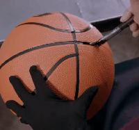 Як вибрати баскетбольний мяч?