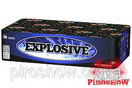 Салютная установка EXPLOSIVE 250 выстрелов 20 калибр | Фейерверк MC146 Maxsem