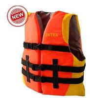 Детский спасательный жилет Intex 69680 (30-40 кг) KK
